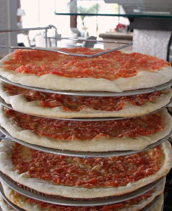 Gallery- Pizza Stack